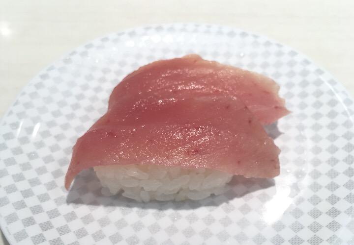 びんちょう鮪のお寿司