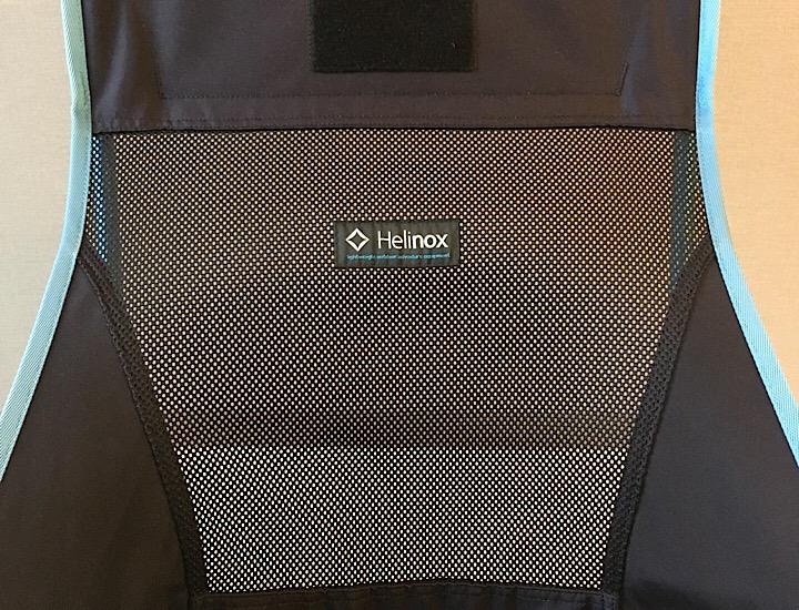 ヘリノックスビーチチェアの座面