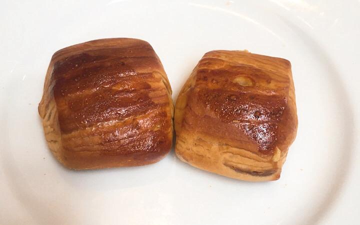 ミニキャラメルパン