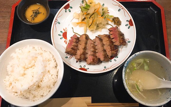 上たん焼き定食