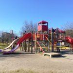 ムーミンの遊具のある七北田公園訪問レポ♪アクセス・園内遊具・駐車場について