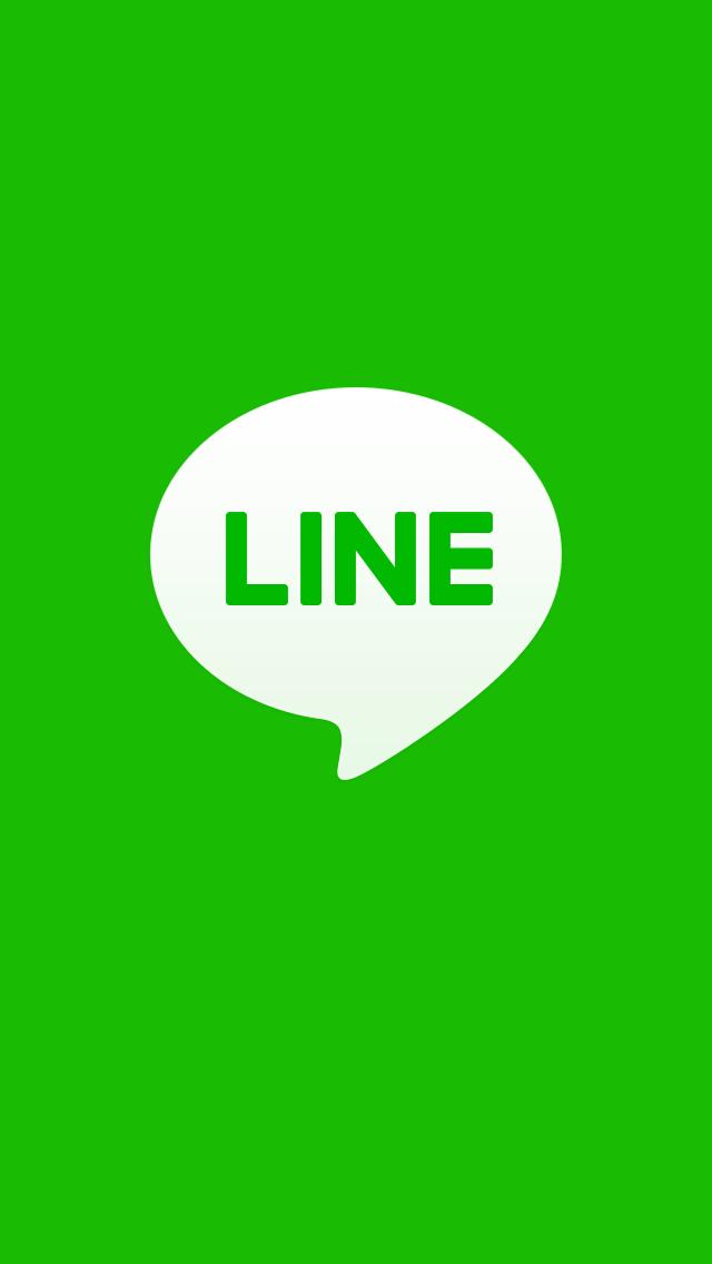 LINEアプリ起動時の画面