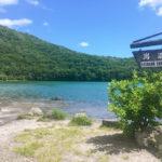 宮城県の秘境なら「潟沼」がおすすめ!透き通ったクリアブルーの湖が神秘的